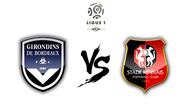 Bordeaux Vs Rennes