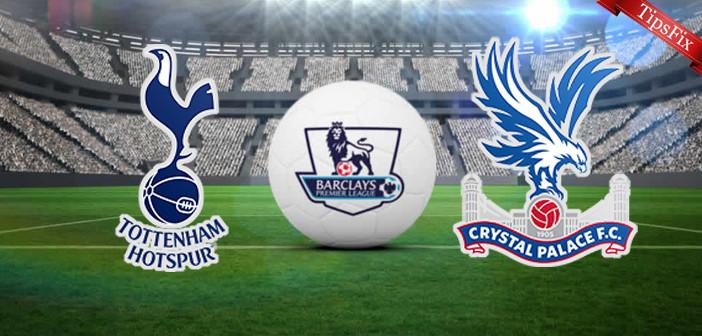 Prediksi Skor Tottenham Hotspur Vs Crystal Palace 20 Agustus 2016 Liga Inggris