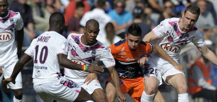Gazelec Ajaccio Vs Montpellier