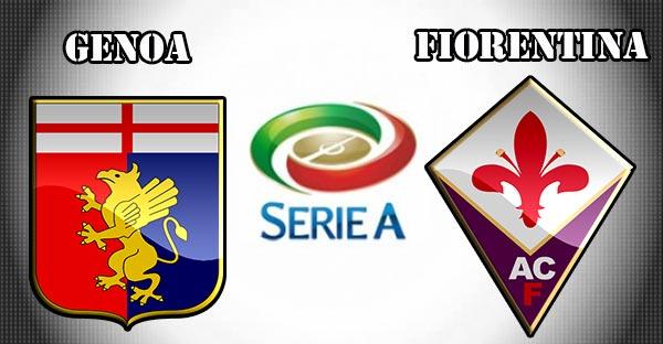 Genoa Vs Fiorentina