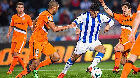 Real Vs Valencia