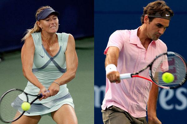 Sharapova-Federer