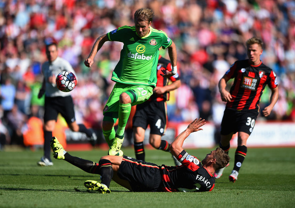 Sunderland Vs AFC Bournemouth