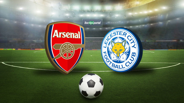 Arsenal v Leicester City [4 - 3] - FT