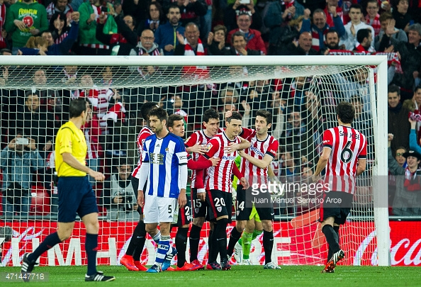 Athletico Club Vs Real Sociedad