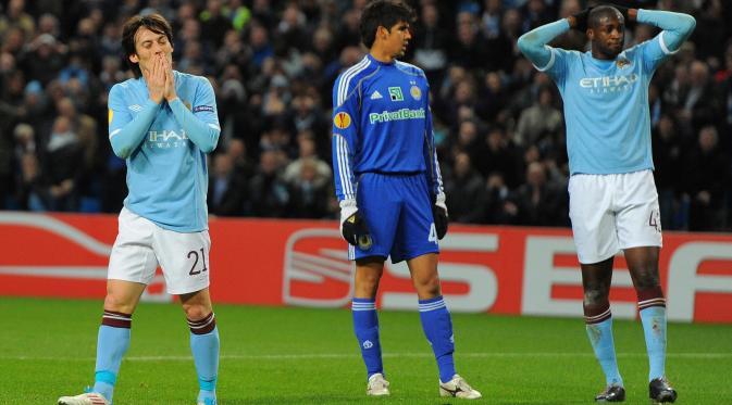 Daynamo Kyiv Vs Manchester City