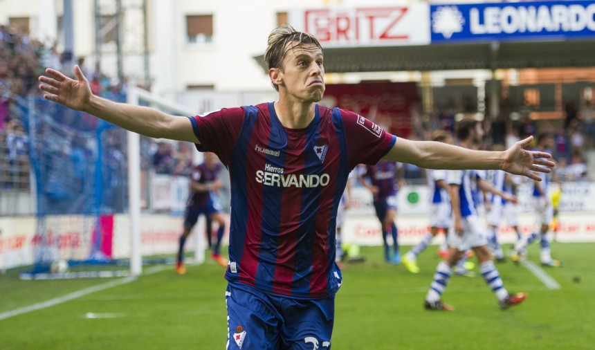Eibar Vs Levante