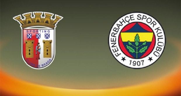 Fenerbahçe VS Braga