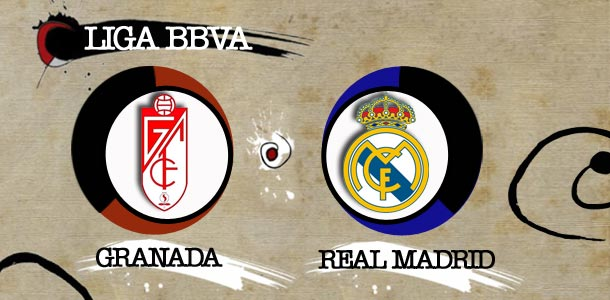 Granada Vs Real Madrid