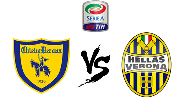 Hellas Verona Vs Chievo