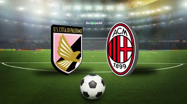 Resultado de imagem para Palermo vs Milan 2016