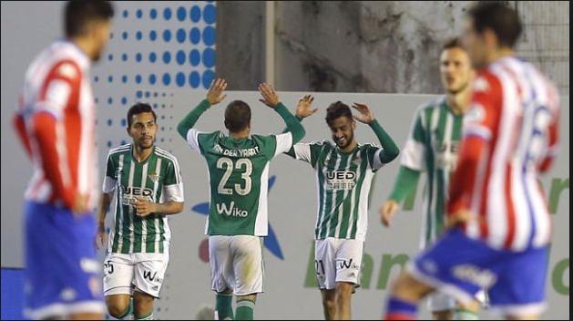 Real Betis Vs Rayo Vallecano