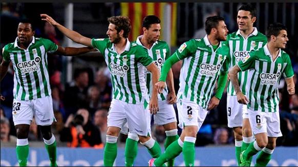 Real Betis Vs Sporting Gijon