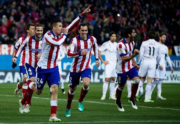 Atletico Madrid Vs Real Madrid: Real Madrid Vs Atletico Madrid (Spanish La Liga)