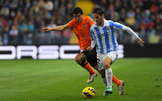 Real Sociedad Vs Malaga1