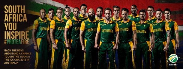 T20 World Cup 2016 South Africa Team Squad