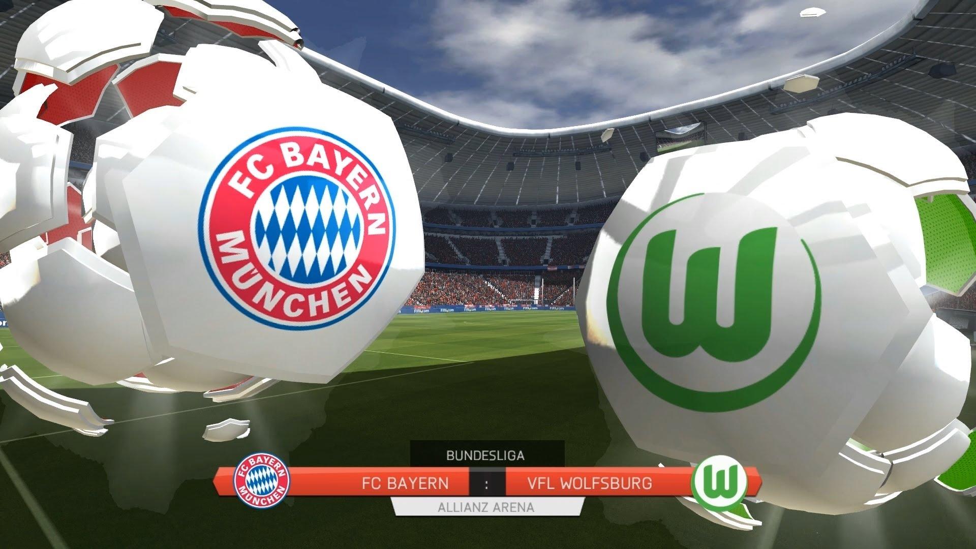 Wolfsburg Vs Bayern Munuch