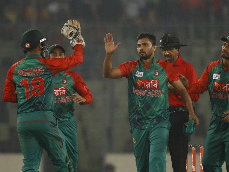 Bangladesh Vs Pakistan Match in Number