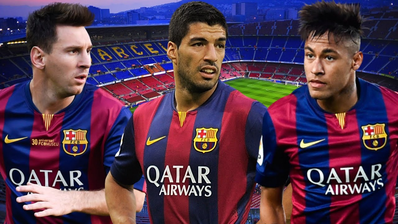 Century of Messi-Neymar-Suarez (The MSN) - TSM PLUG
