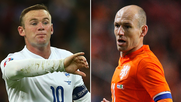 England Vs Netherlands
