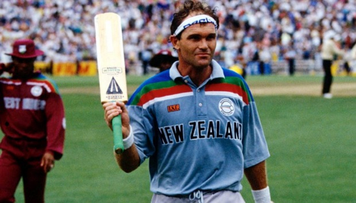 Martin Crowe In Stats