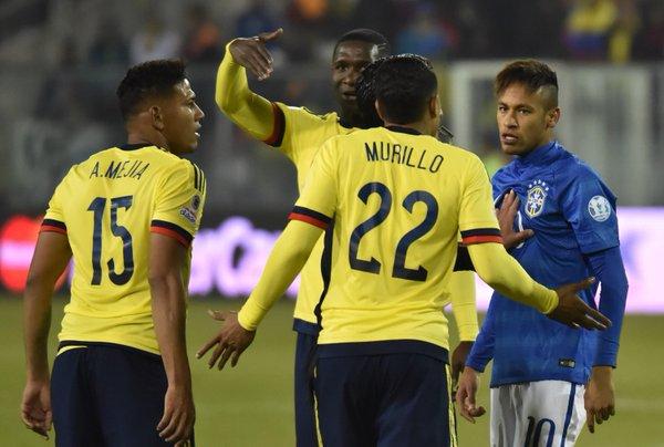 Neymar again Banned