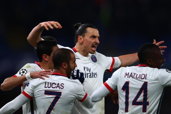 PSG Victory
