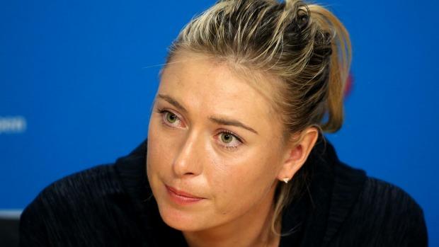 UN Ban Sharapova