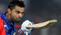 While Virat Kohli the Name of the Record