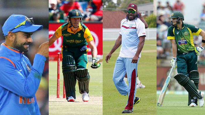 World Cup T20 best XI