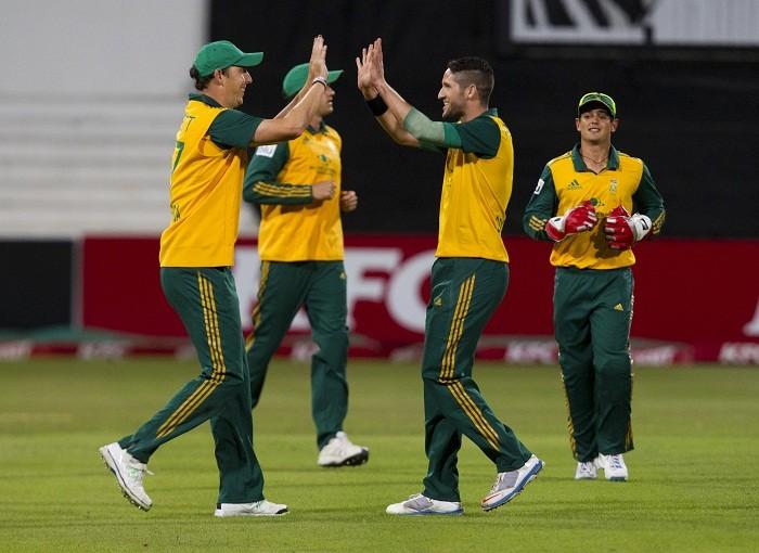 South Africa vs Australia
