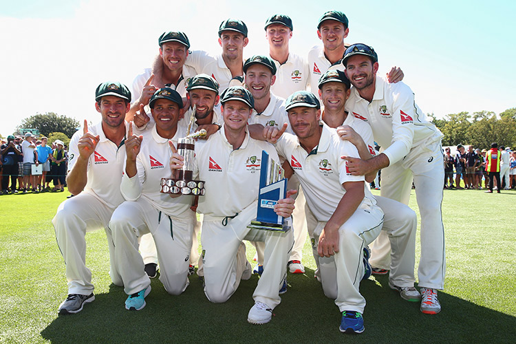 Australia Announced the Fixture of Sri Lanka Tour