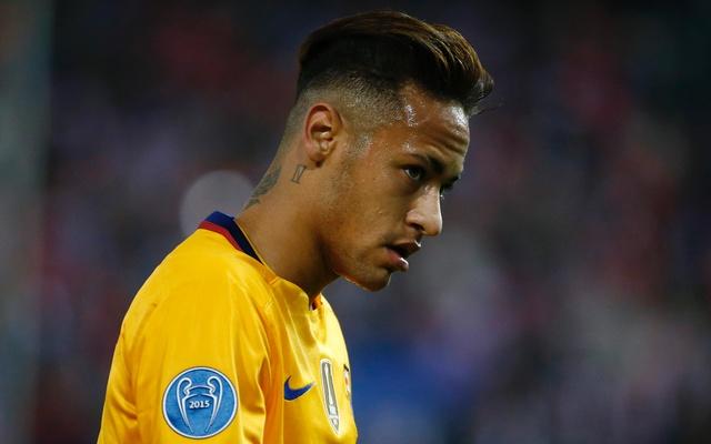 Barcelonas+Neymar