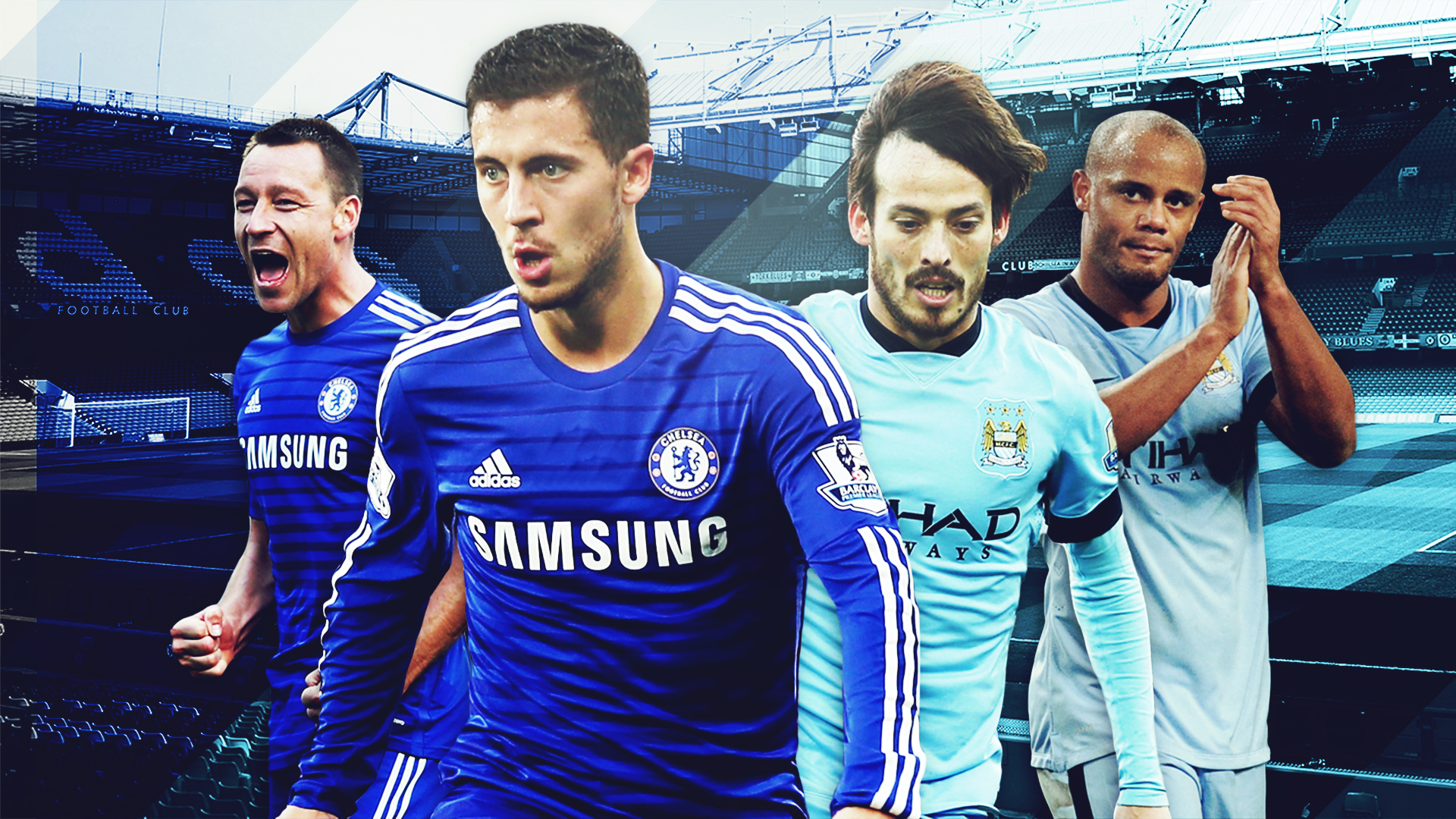 Chelsea Vs Manchester City Head To Head, April 16, 2016
