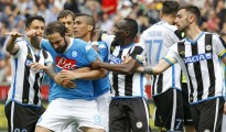 Higuain is suspended for 4 matches