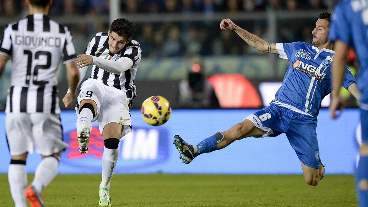 Juventus Vs Empoli U2013 Live Streaming Preview Italian