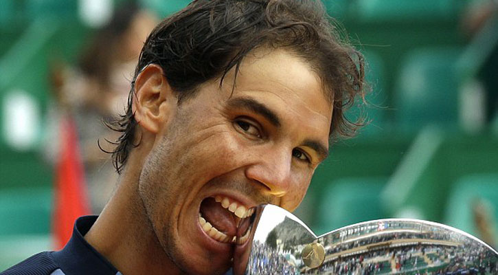 Nadal Overwhelming In Clay-Court