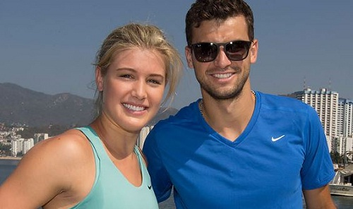 SPOTTED! Are Eugenie Bouchard and Grigor Dimitrov Tennis' New Love ...