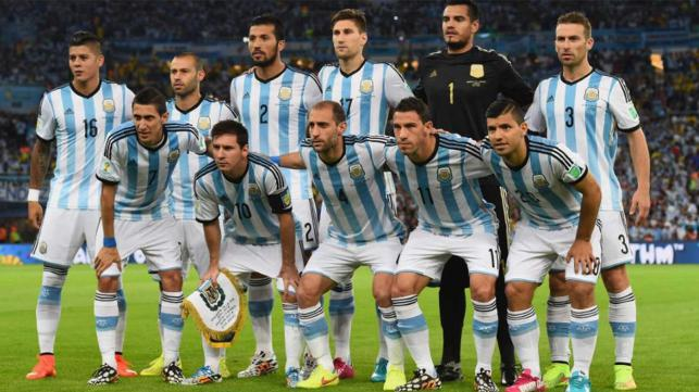 Argentina Announced their Copa America 2016 team