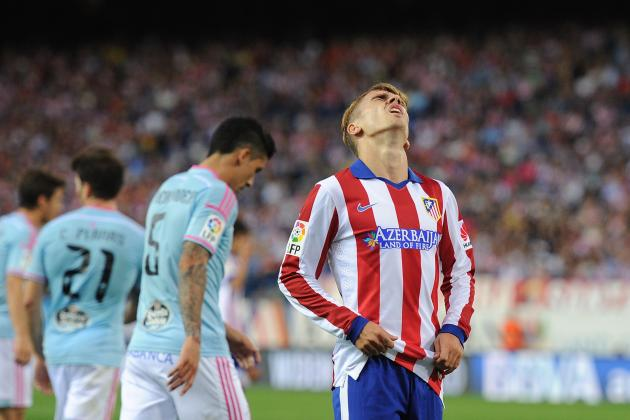 Atletico Madrid vs  Vs Celta