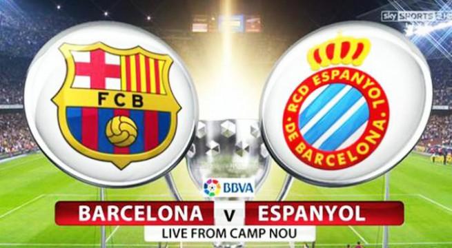 Barca Espanyol