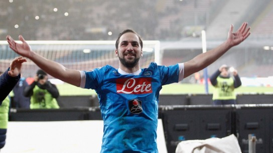 Higuain Wan to Join Liverpool