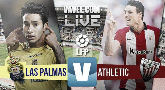 Las Palmas Vs Athletic Club