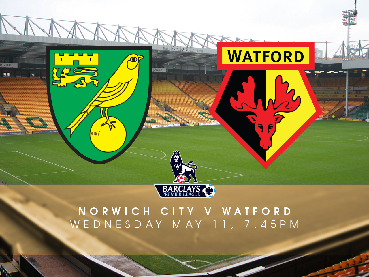 Norwich City Vs Watford
