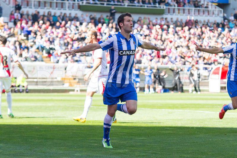 Rayo Vallecano-Real Sociedad