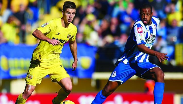 Villarreal Vs Deportivo