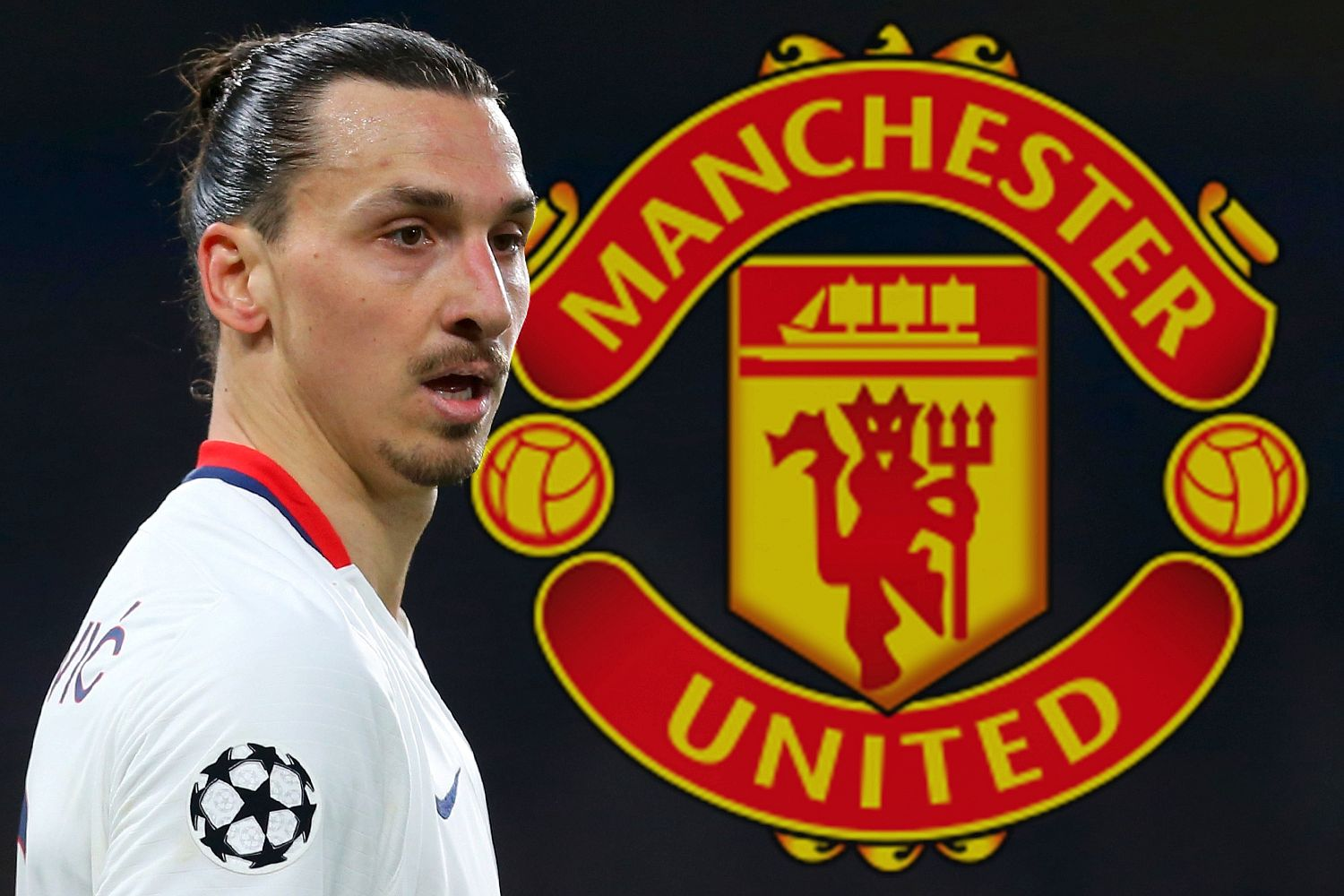 Zlatan Ibrahimovic's Demand high to Manchester Move