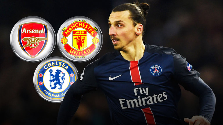 psg-zlatan-ibrahimovic-arsenal-manchester-united-paris-saint-germain