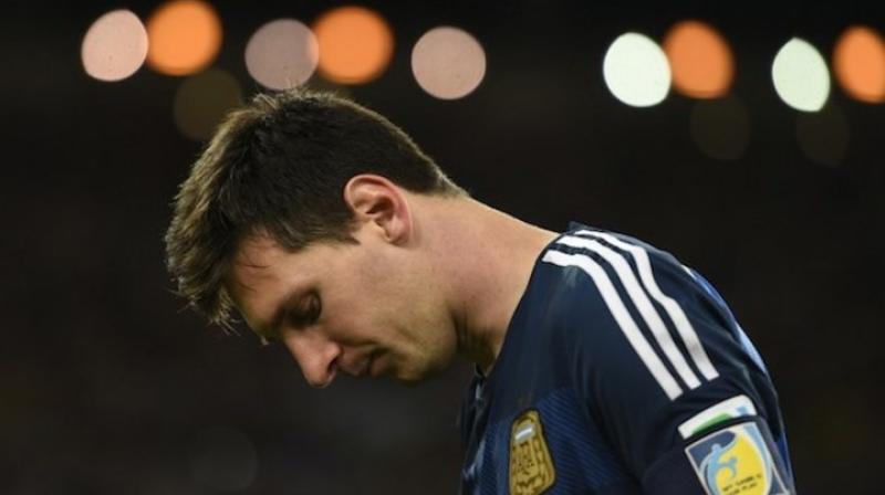 Argentina's Olympics Argentina 2016 – No Messi in Argentina Squad