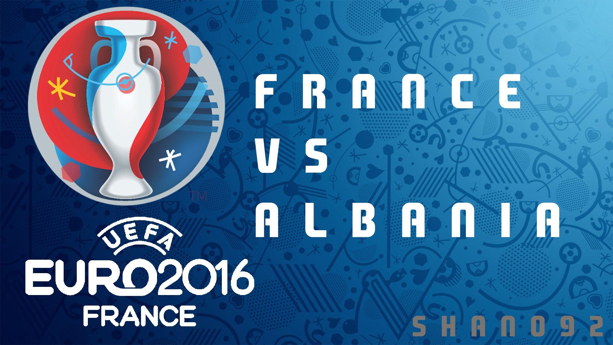 France Vs Albania